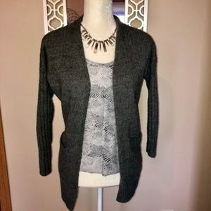 Urban Outfitters Silence + Noise Open Cardigan